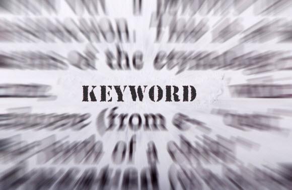 Using Keywords in Website Texts