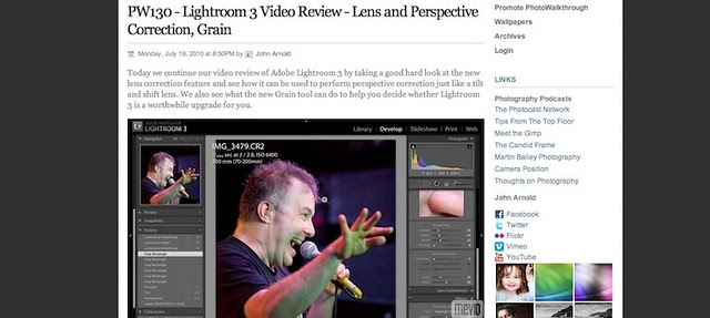 6 Must Have Online Photography Tools  Photo Walkthrough Video Tutorials