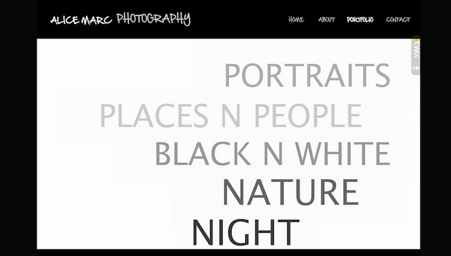 How User-Friendly Is Your Photography Website Photo by Alice Marc Photography