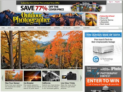 Outdoor-5 Top Photography Magazines You Should Be Reading