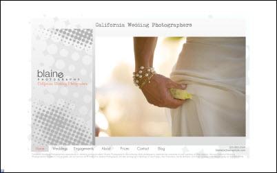 Blaine Photographers New Website