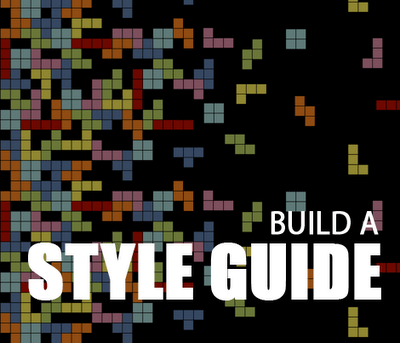 Create a Style Guide for your website