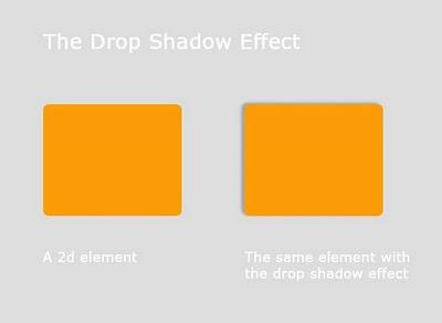 Wix Editor drop-shadow_squares