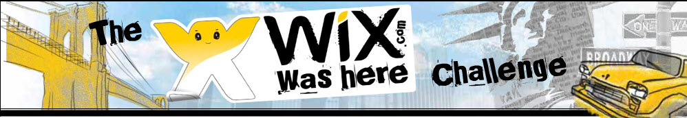 The 'Wix Was Here' Photo Challenge