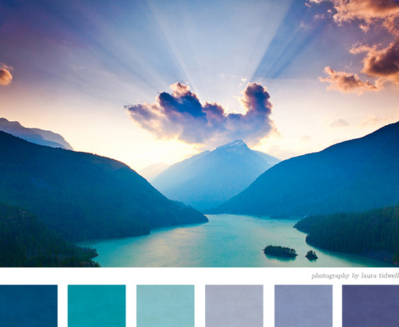 Color Palettes for Websites and More