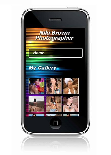 Niki Brown, Photographer