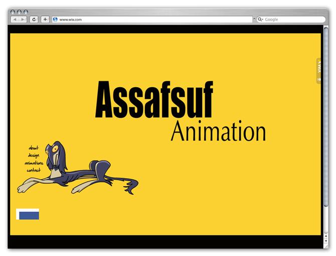 Assafsuf Animation