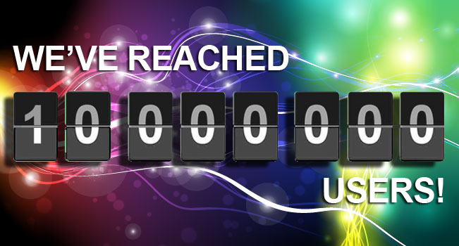 Wix Reached 10,000,000 Users!