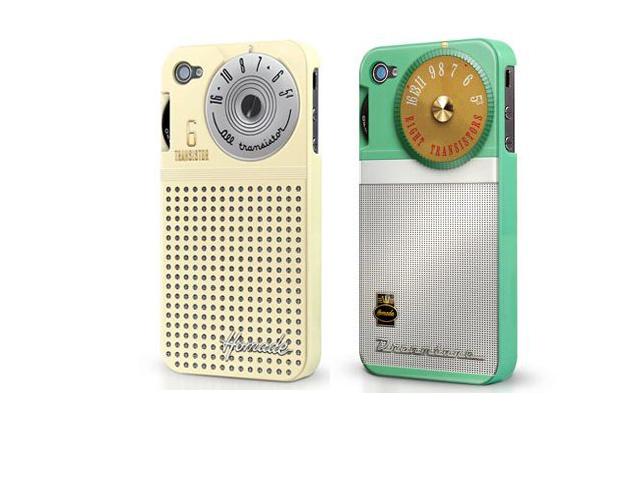 Retro Radio Case