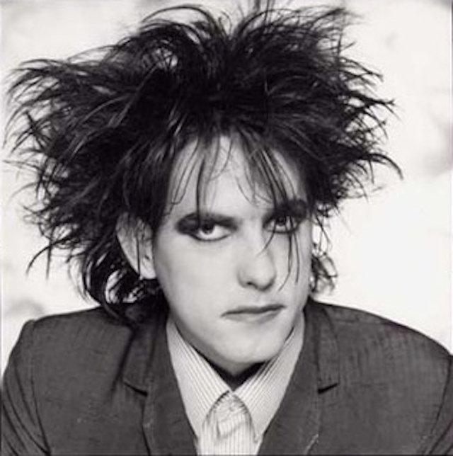 Robert Smith Hair
