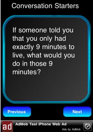 Adventure dating app
