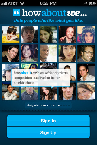 Awesome Dating Apps - HowAboutWe