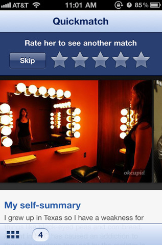 Awesome Dating Apps - OkCupid