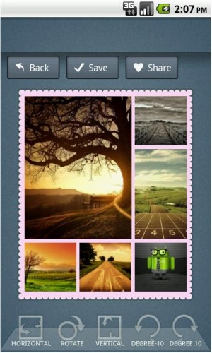 Photogrid App