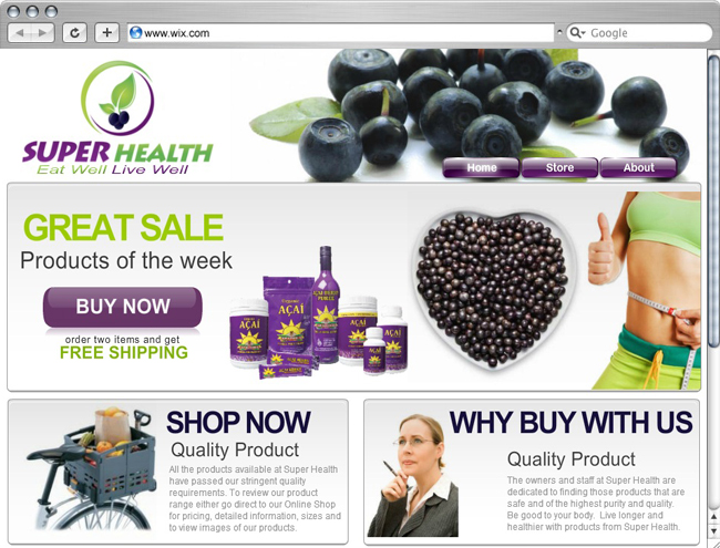 Own It! Super Health