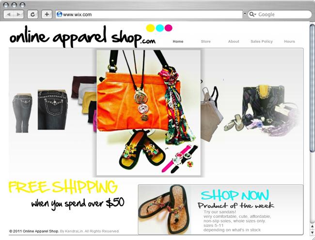 Own It! Online Apparel