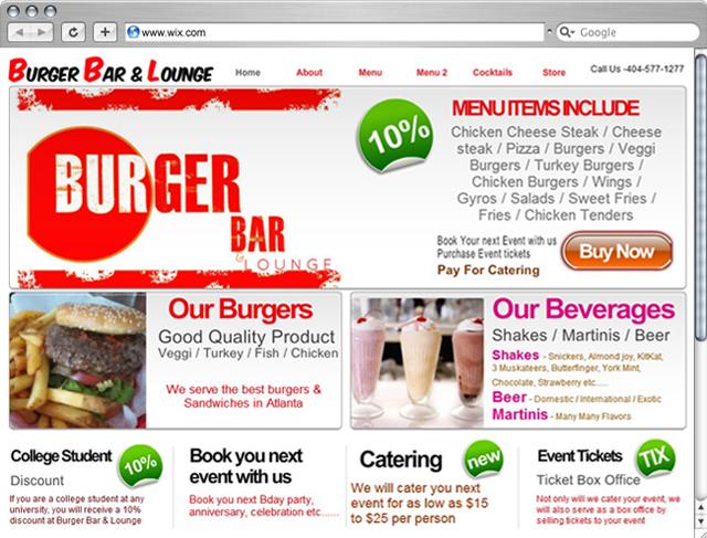 Own It! Burger Bar