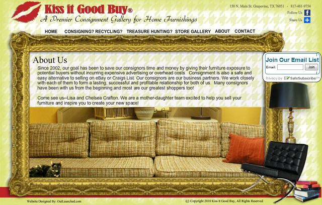 Business Site Web Design by TheKortesGroup Wix Web Designs