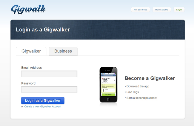 10 Great Online Business Opportunities - Gigwalk