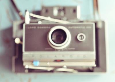 retro camera by Yvette