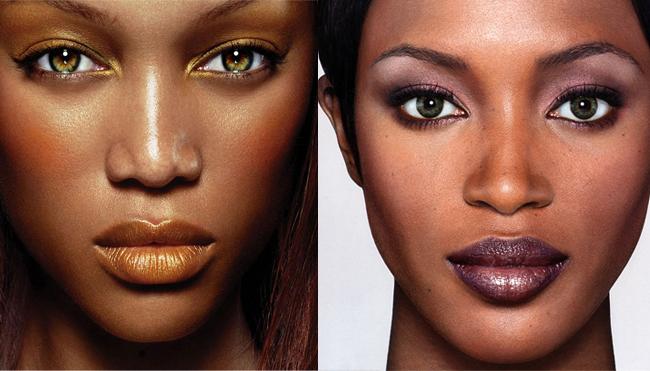 Naomi Campbell vs Tyra Banks