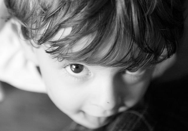 kid photo by Luca Querzoli alias Lulumio Photographer