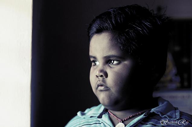 kid photo by Sathish-Raj™