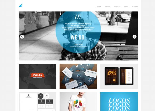 bravenu digital website