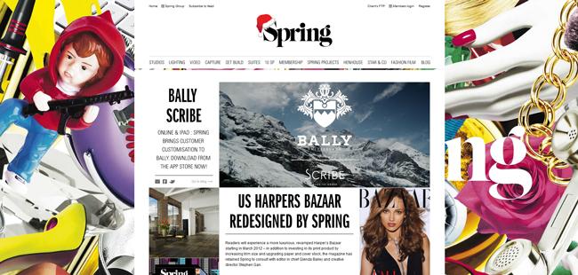 spring studios website