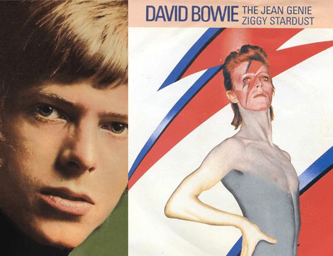 David Bowie & Ziggy Stardust