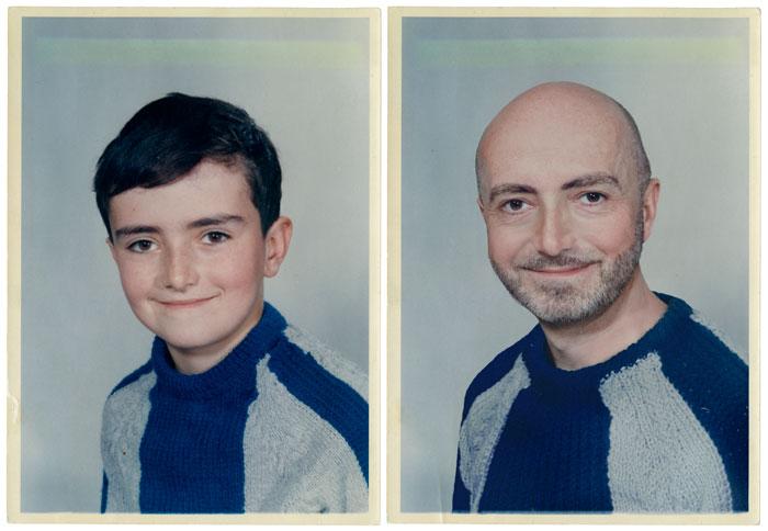 Patrick 1986 & 2011 Paris