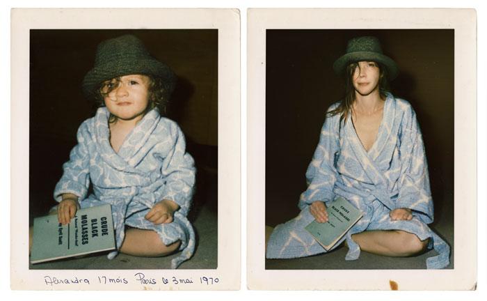 Alexandra 1970 & 2011 Paris