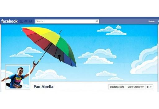 Pao Abella FB Timeline Design