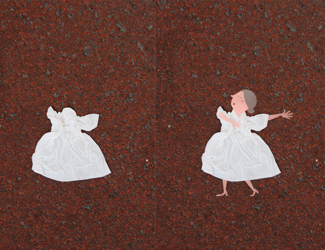 """Mrs.Tissue"" by Tineke Meirink"