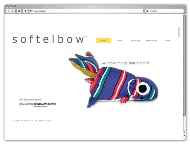 Softelbow | Handcraft Cloth Toys