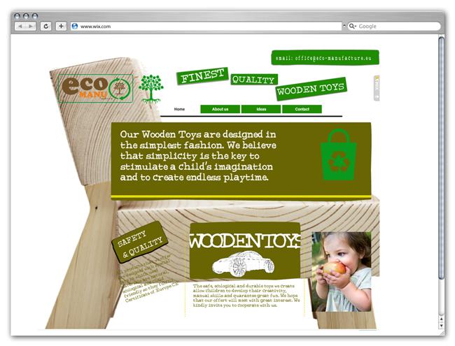 Eco Manu | Wooden Toys