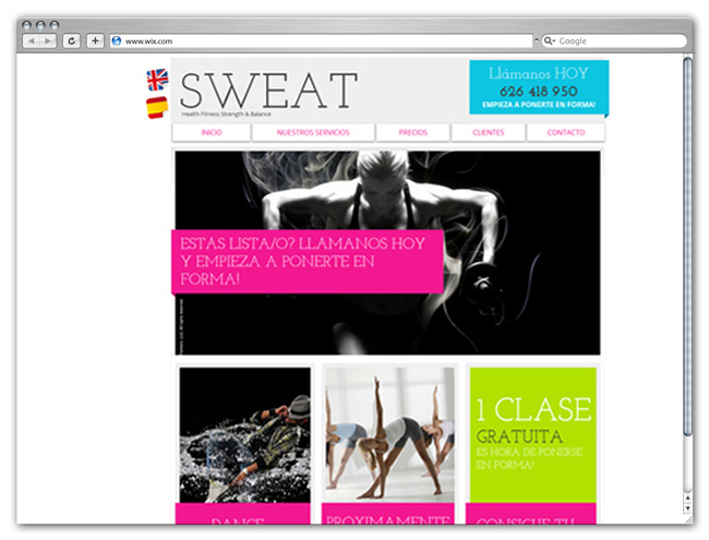 Sweat Barcelona