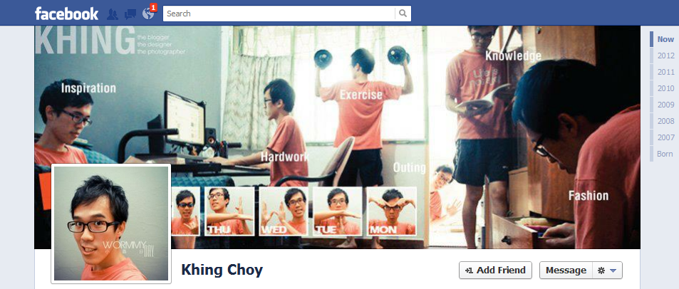 Khing Choy facebook cover photo