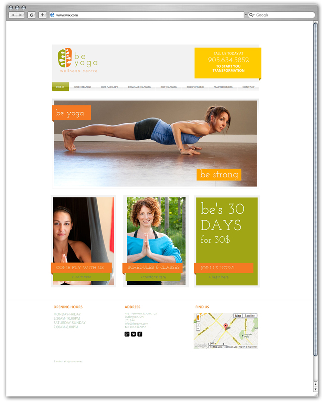 Be Yoga by fizzbucket