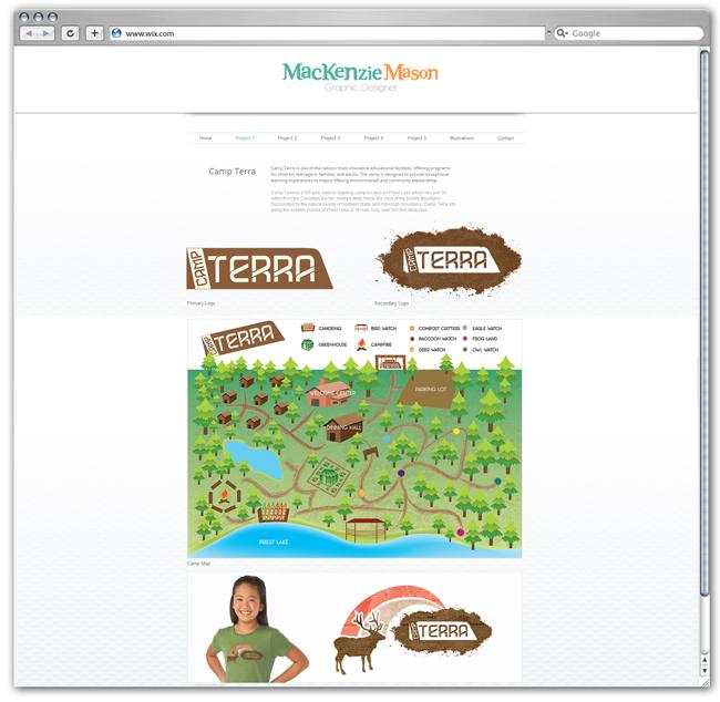 Mackenzie Design   Graphic Designer