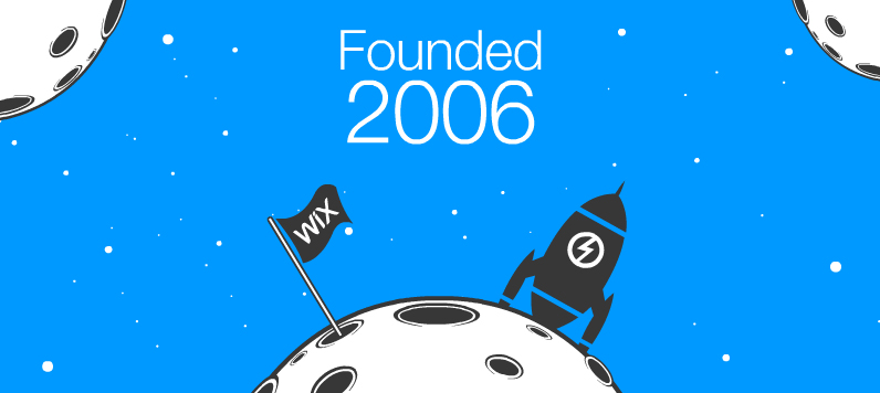 wix founded on 2006