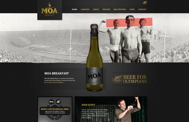 Showcase of Spectacular Dark Websites