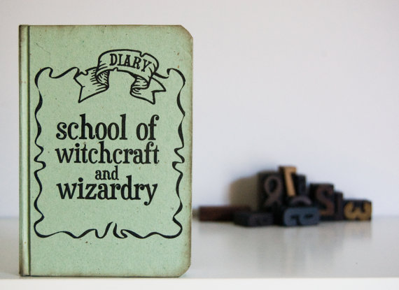 School of Witchcraft and Wizardry Diary