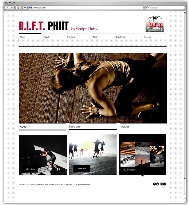 R.I.F.T. Phiit Sculpt Club