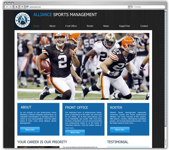 Alliance Sports Management