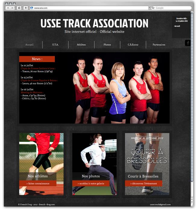 USSE Track Association