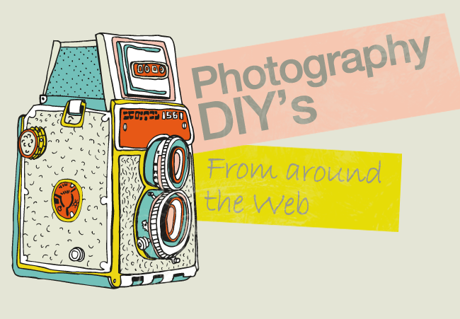 Roundup of Most Amazing Photography DIY's on the Web #1