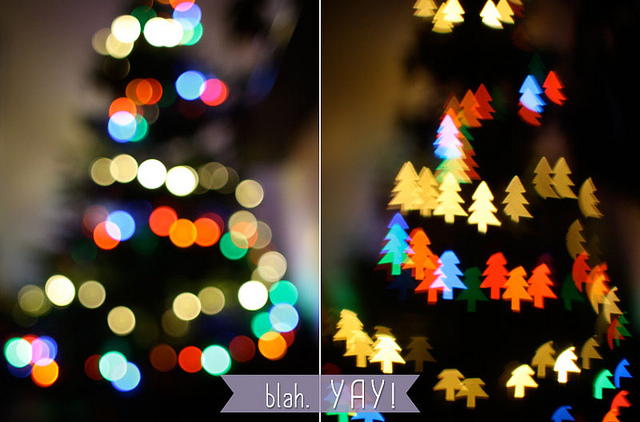 Roundup of Most Amazing Photography DIY's on the Web - Cool Bokeh Filters
