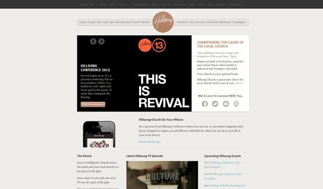 Church Websites: Wix Church Websites