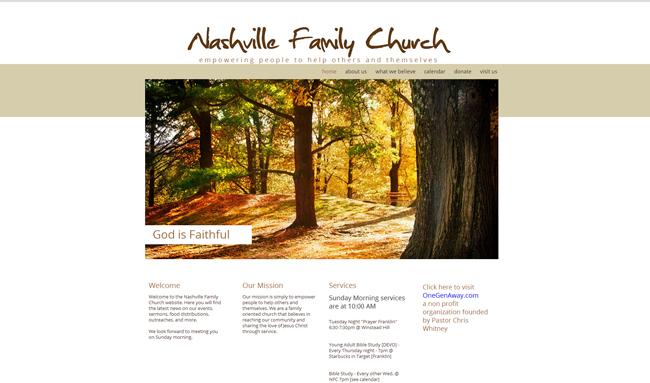 Nashville Family Church
